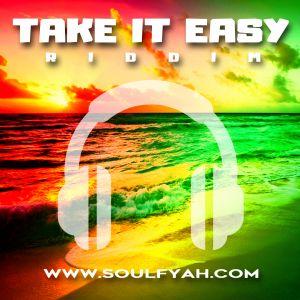 TAKE IT EASY - Reggae Instrumental Beat Riddim [FREE MP3 DOWNLOAD